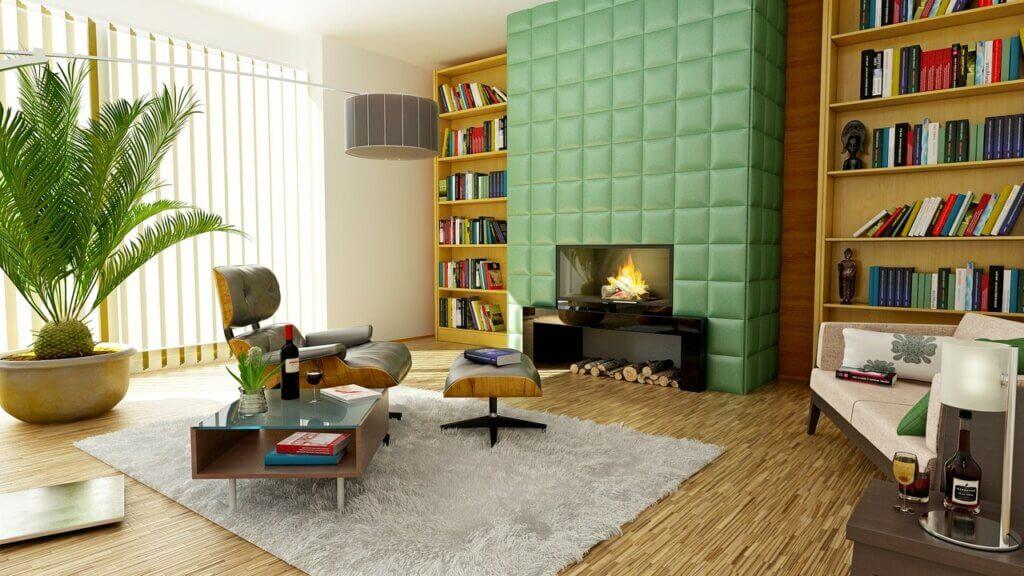 Tsundoku, el arte de decorar con libros