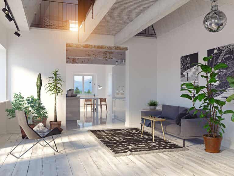 El estilo mediterráneo aplicado en las casas de campo