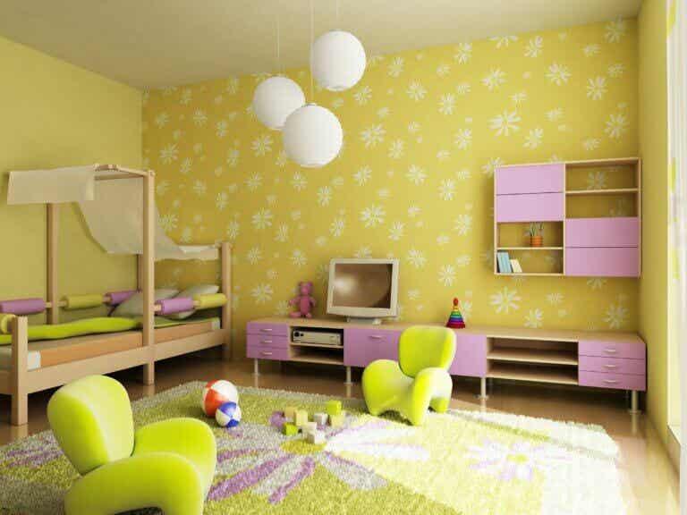 Habitación segura para nuestros hijos: ¿cómo armarla?