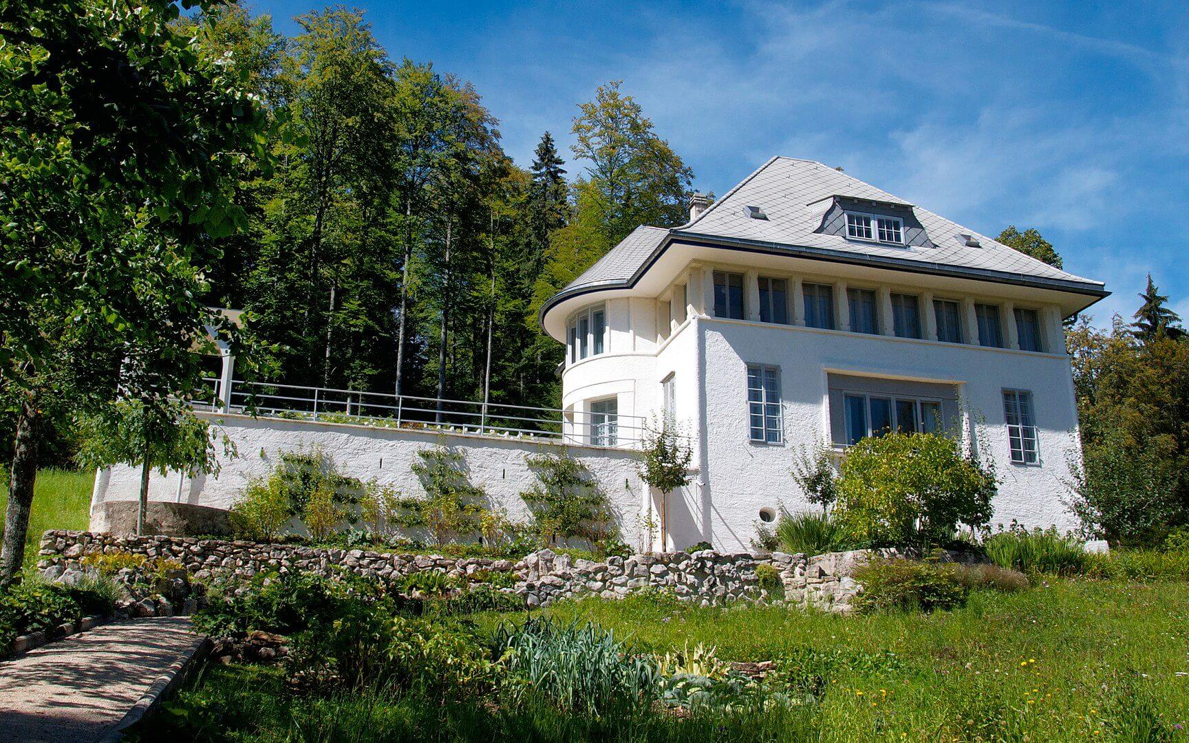Le Corbusier's Mansion