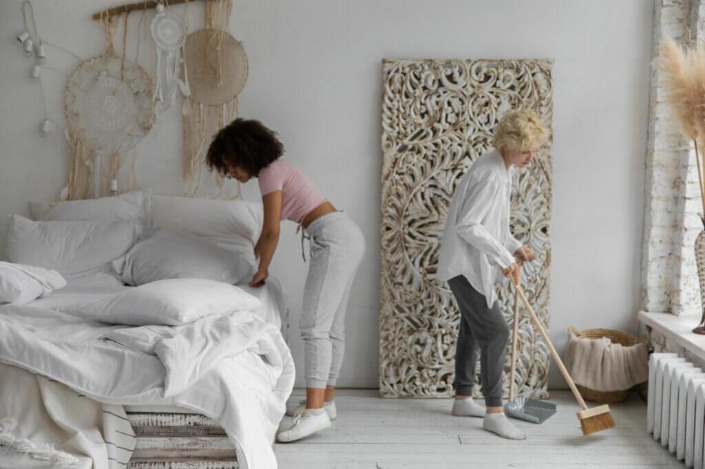 Las 9 reglas del orden que te ayudarán a tener tu casa impecable