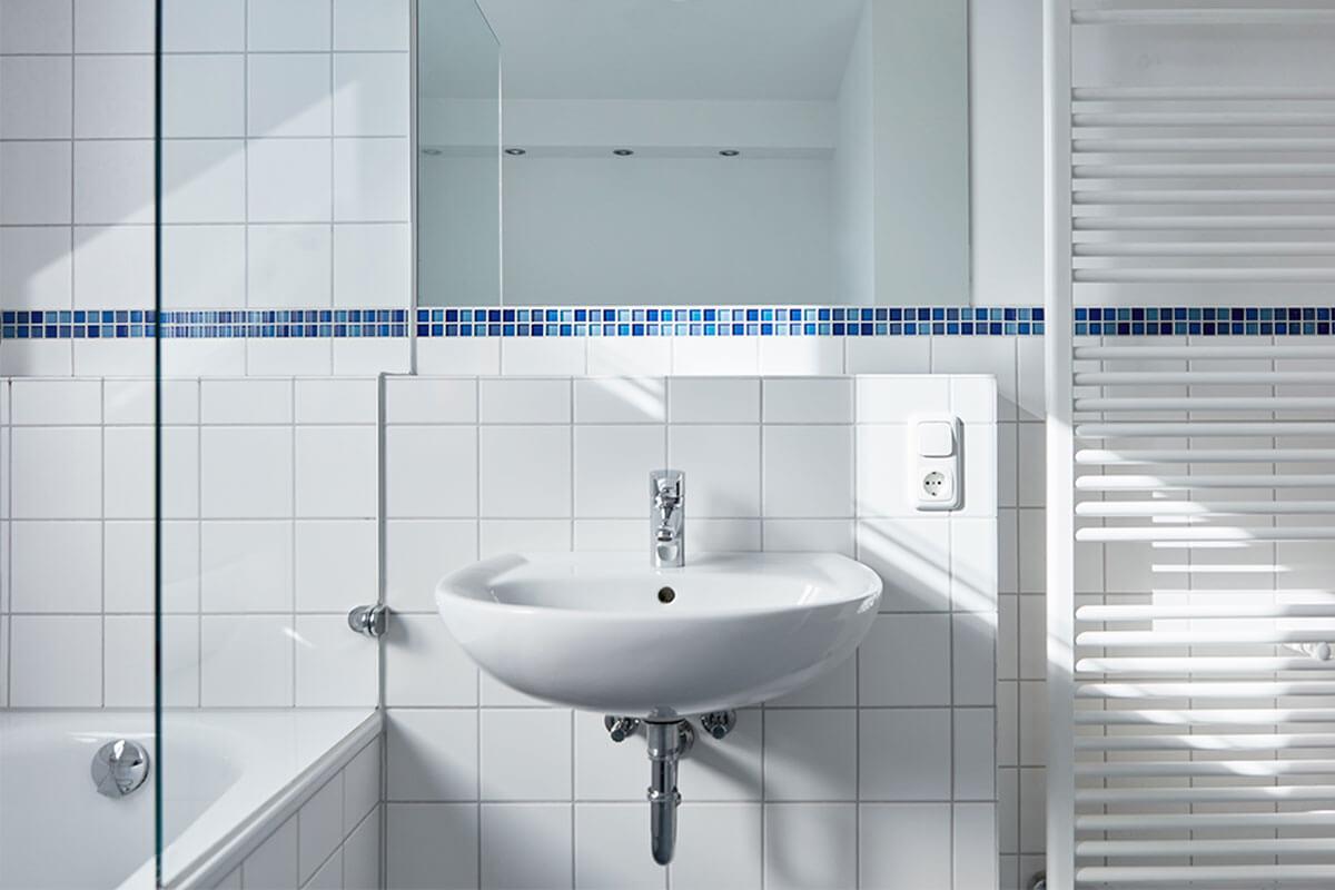 Limpiar los azulejos del baño nunca había sido tan fácil.