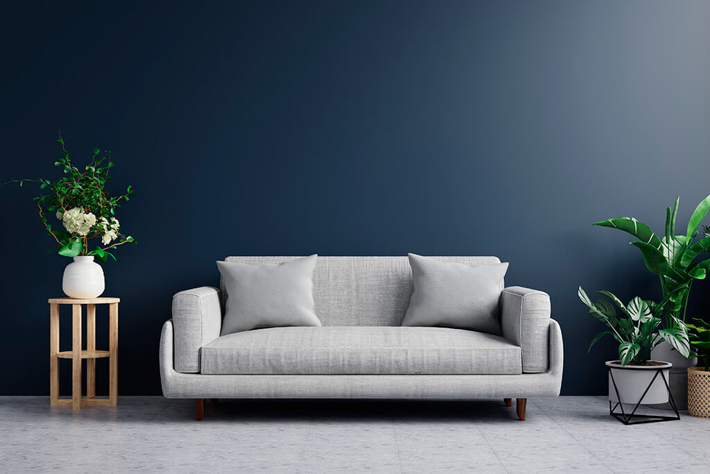 Elige el tipo de sofá adecuado para el diseño de tu salón