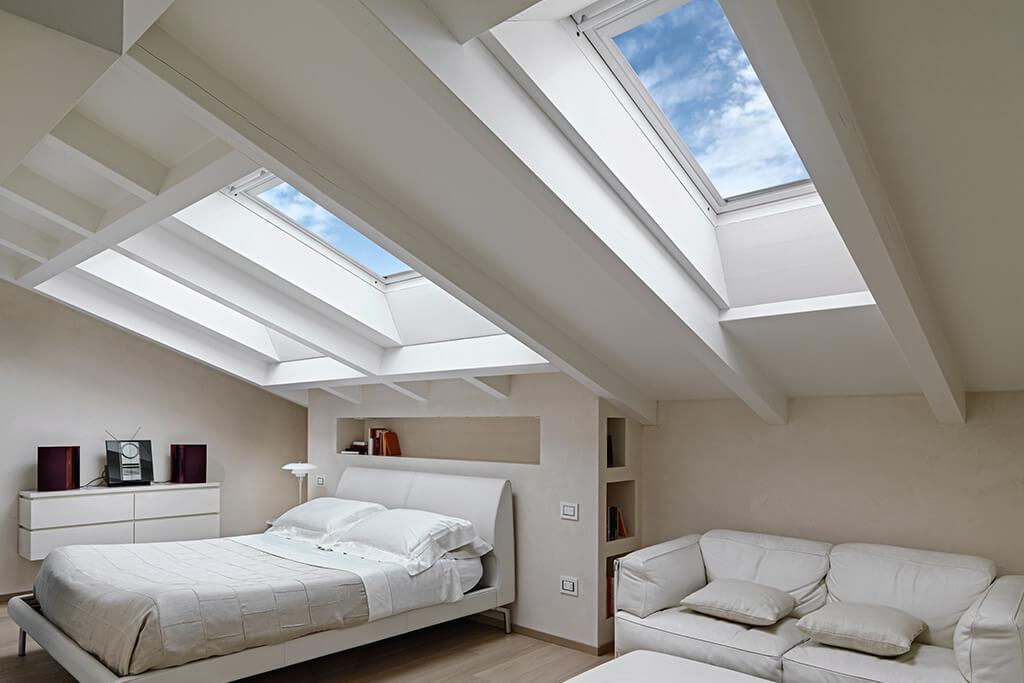 Tipos de claraboyas para iluminar tu hogar