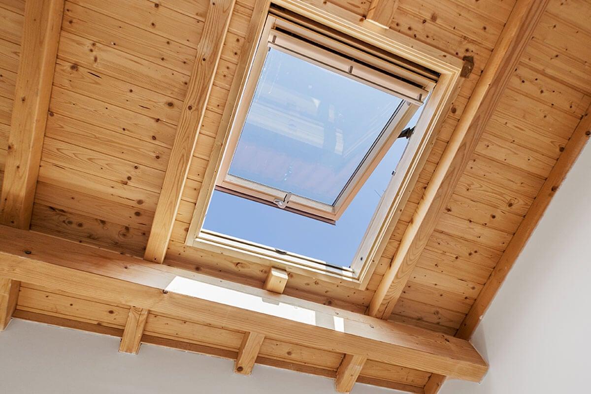 El tipo de apertura determina la cantidad de aire que ingresará a tus espacios.