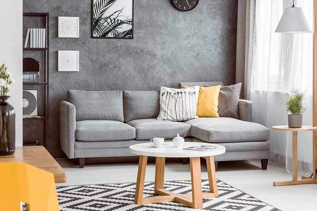 10 tipos de mesas auxiliares hermosas y útiles