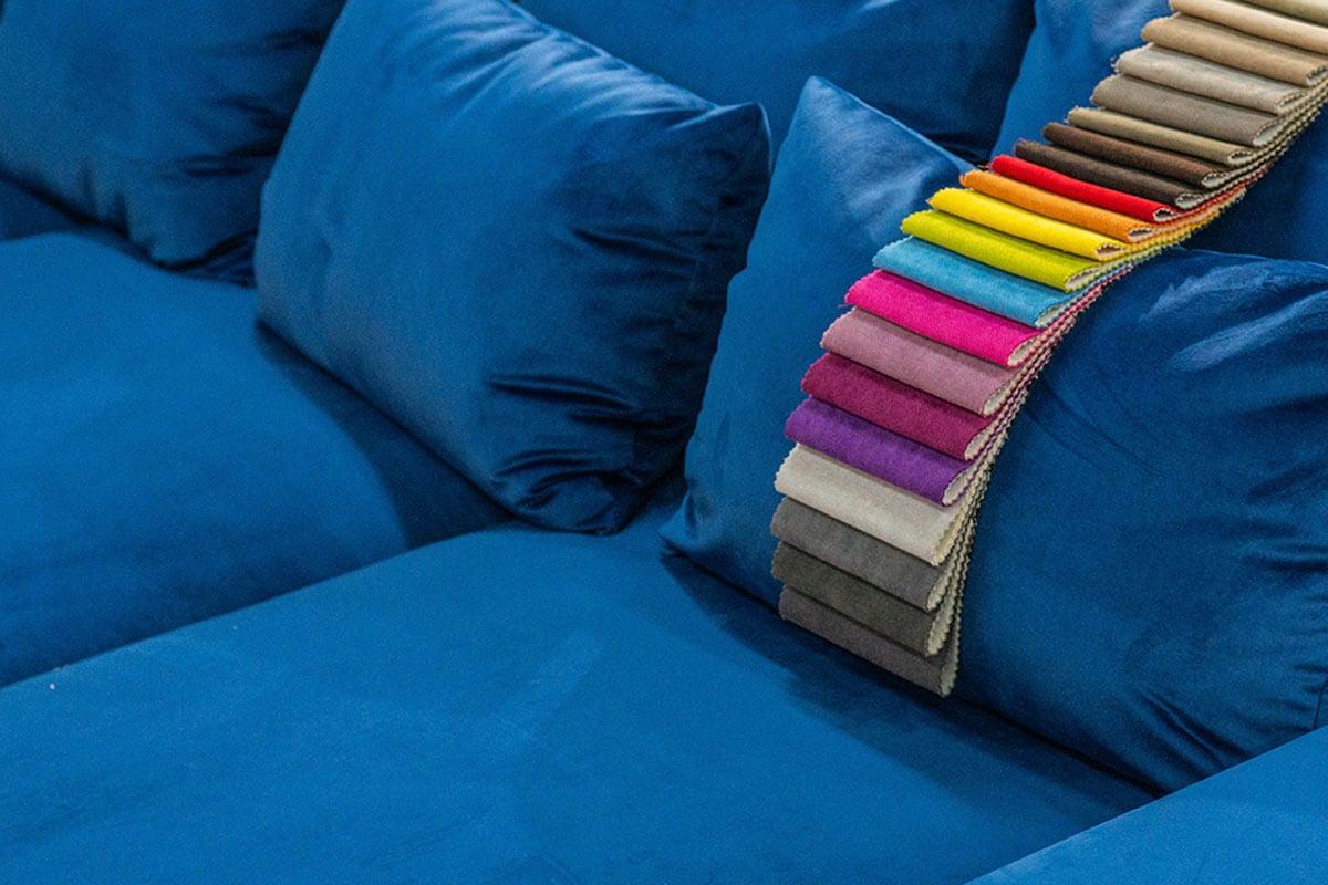 Es importante que verifiques los tipos de tapicería.
