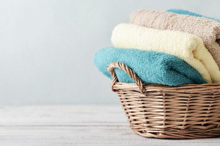 Consejos para elegir las toallas y cómo cuidarlas