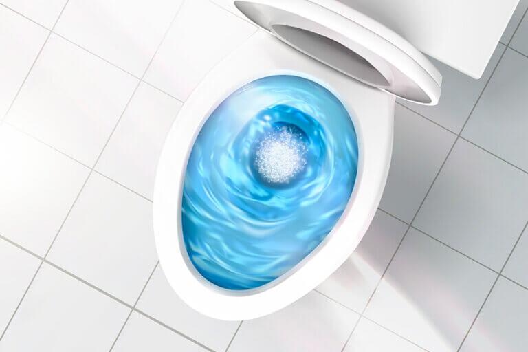 Descubre las 6 cosas que no deberías tirar por el inodoro