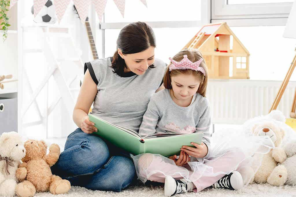 Crea un rincón de lectura infantil para tus hijos