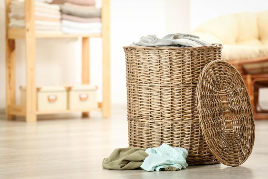 Asigna un lugar para la ropa que ya no le queda