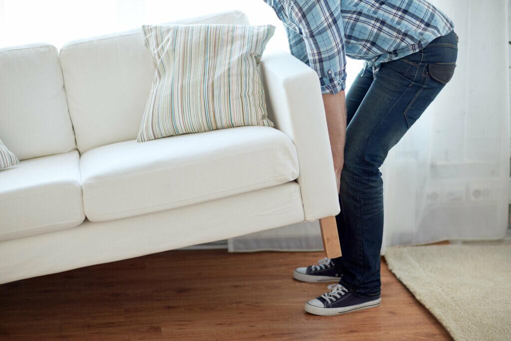 Signos que indican que es tiempo de reemplazar el sofá