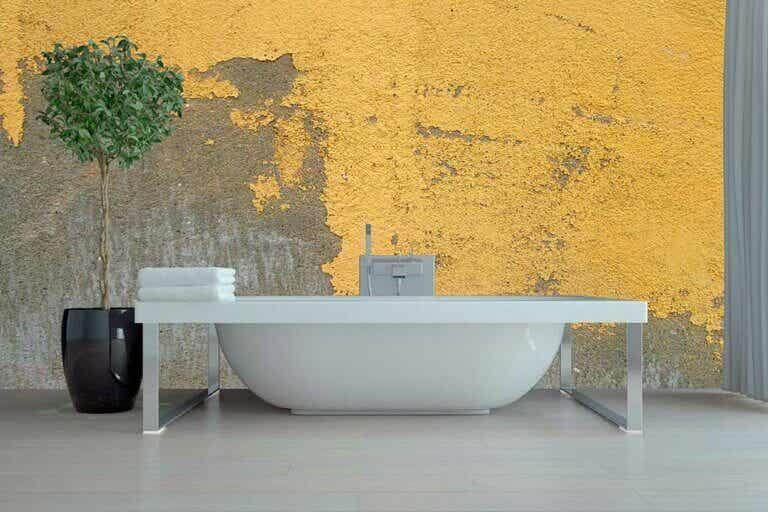 Los mejores colores para pintar el baño