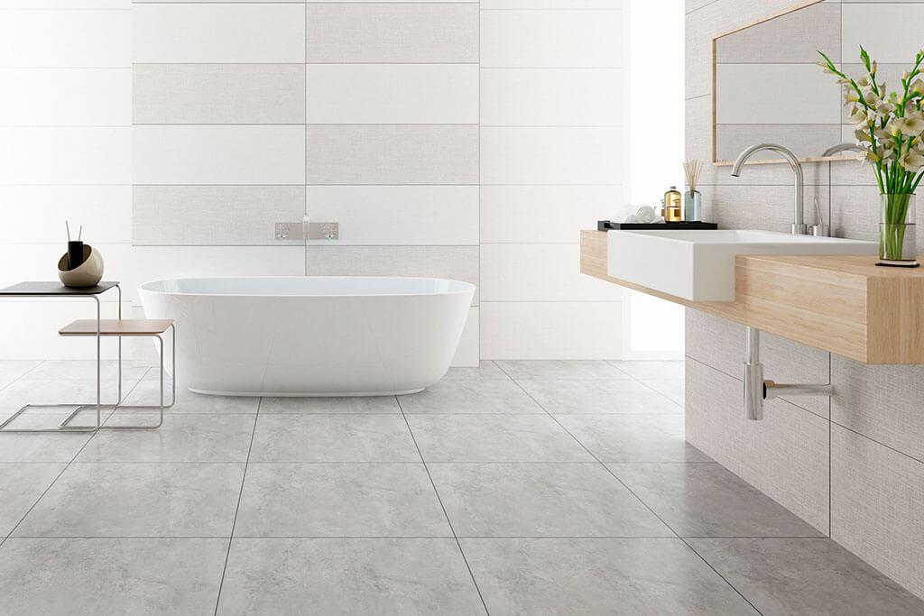 Los 8 mejores suelos para tu baño