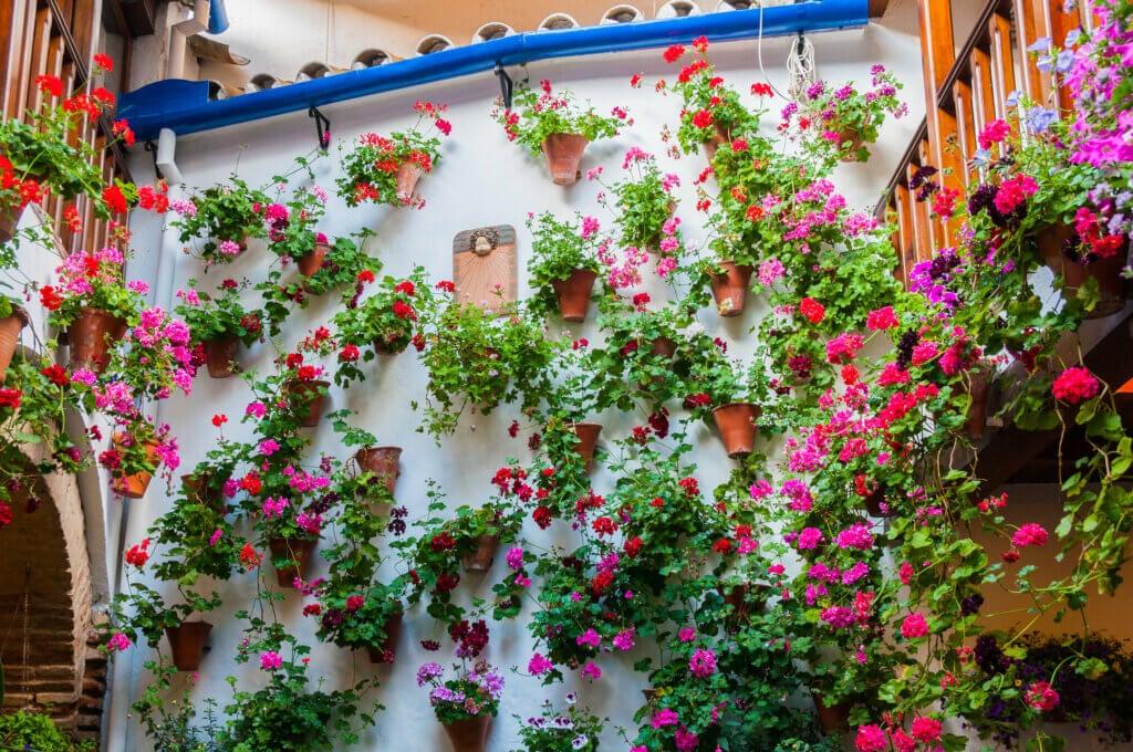 Cómo tener tu propio patio con estilo andaluz