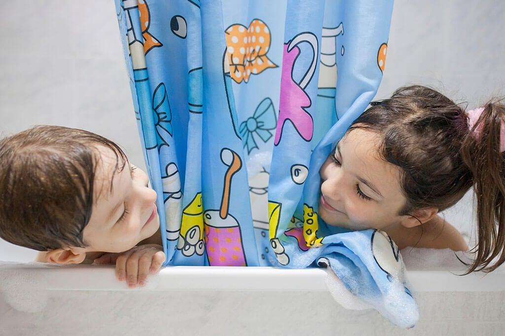 Baño para niños: cómo decorarlo y hacerlo seguro