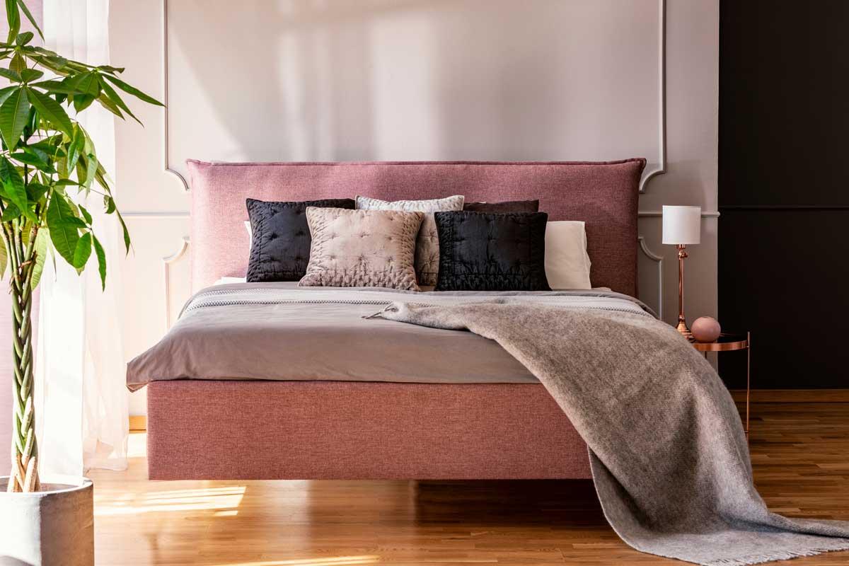 Se adaptan a dormitorios pequeños y grandes.