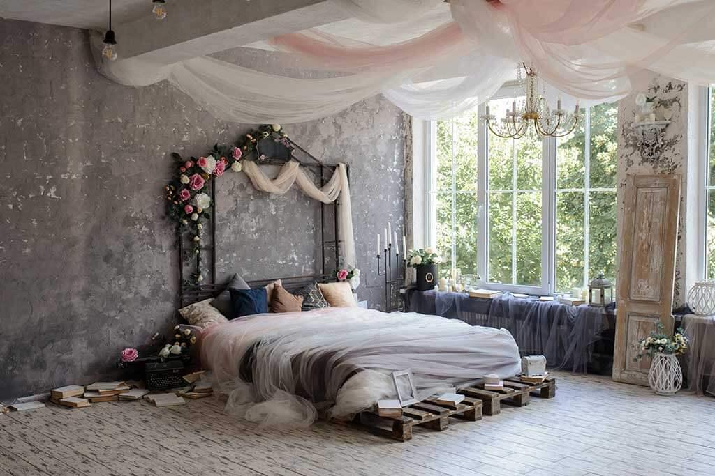 Ideas de decoración dormitorio matrimonial.