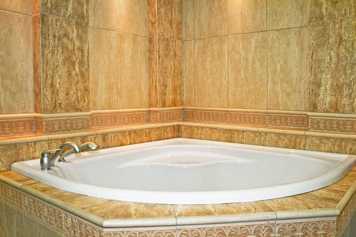 Bathtubs material.