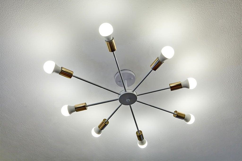 Lámparas Mid Century: iluminación y mucho estilo