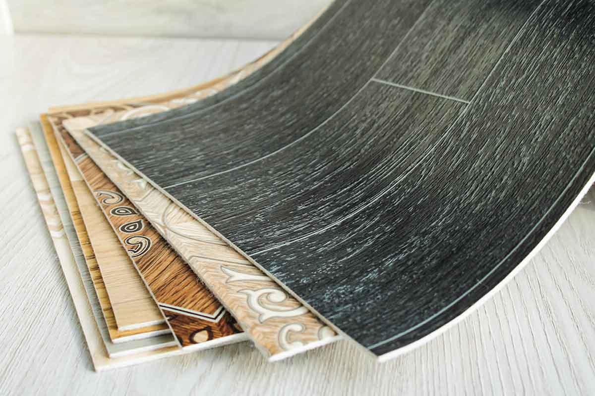 Disadvantages of linoleum flooring.