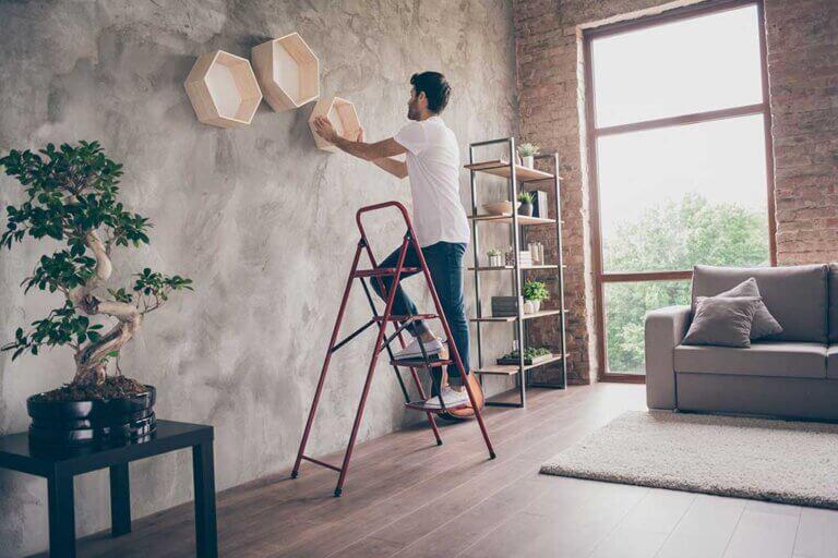 ¿Decorar un piso arrendado? ¡Claro que sí!