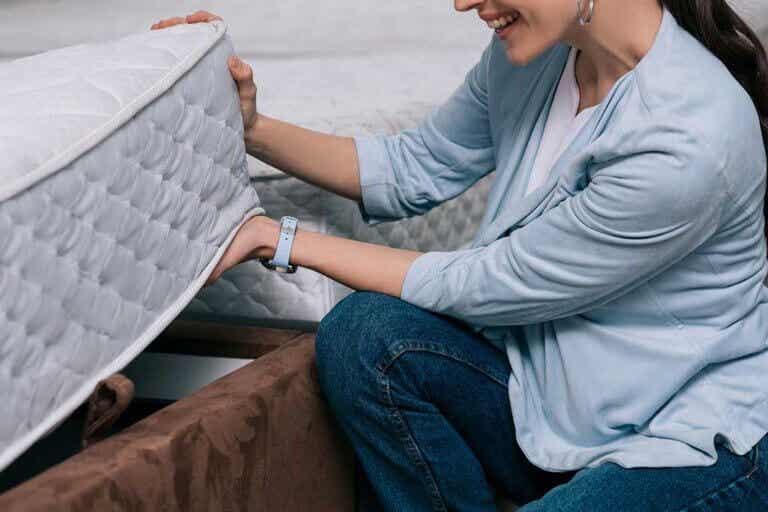 Consejos para elegir un colchón nuevo