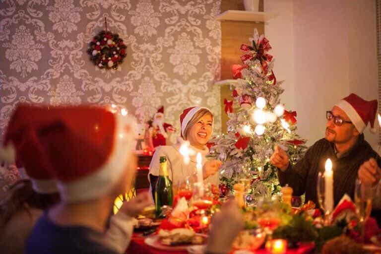 Navidad en casa: prepárate para ser la anfitriona