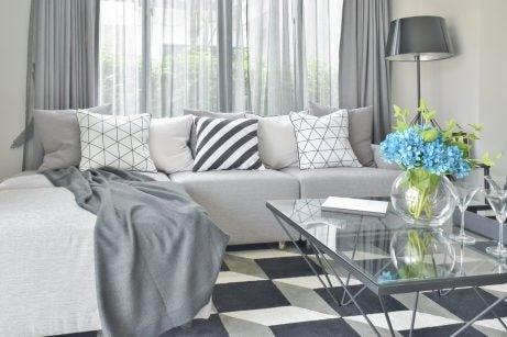 Cuscini divano chaise longue