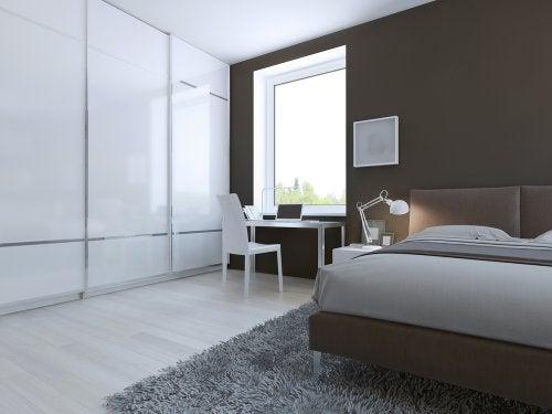 scegliere l'armadio a muro per la camera da letto