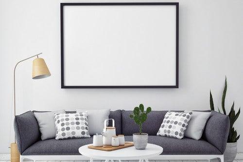 Come scegliere la cornice perfetta per un quadro