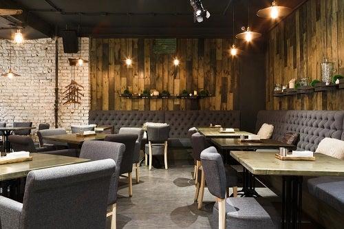 4 ristoranti di Madrid con una decorazione spettacolare