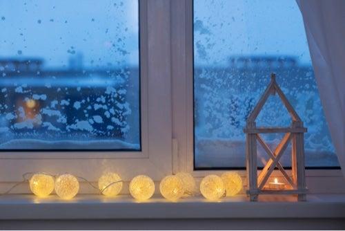 Come usare le ghirlande di luci per creare atmosfere romantiche
