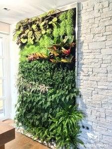 Come decorare con murali botanici