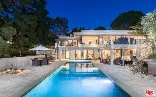 Villa di Jane Fonda