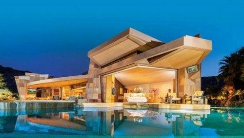 La villa Jerry Weintraub