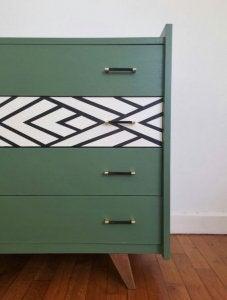 Suggerimenti per arredare con mobili colorati.