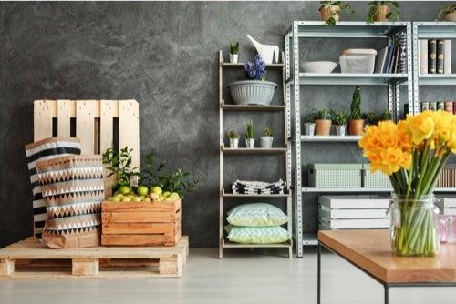 3 idee per l'organizzazione della casa
