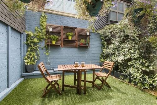 Idee per arredare un patio