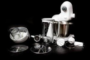 Le molte funzioni dei robot da cucina