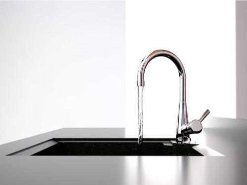 Il rubinetto da cucina: un elemento di design