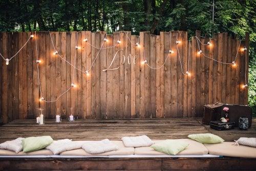 Come decorare il tuo spazio chill out