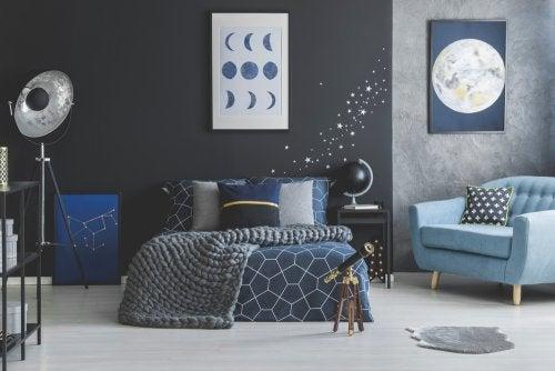 5 esempi di decorazione monocromatica che vi piaceranno
