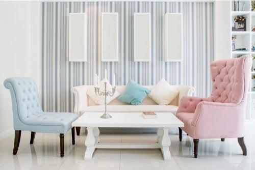 5 consigli per scegliere il colore delle pareti per la vostra casa