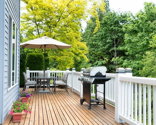 Predisporre la terrazza per i mesi estivi: 4 idee per voi