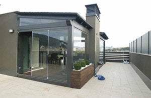 Idee per i serramenti da terrazza.