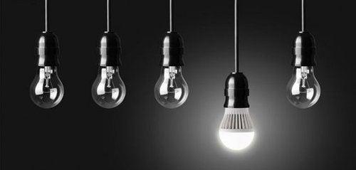 Come usare l'illuminazione per ambienti interni