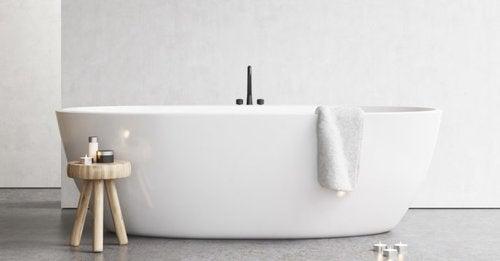 Tipi di vasche da bagno per i bagni più ricercati
