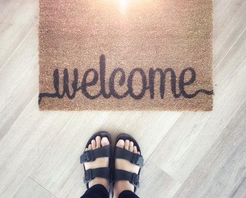 Gli zerbini IKEA 2018 per decorare la vostra casa