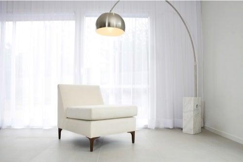 Come arredare con lampade ad arco: i nostri consigli